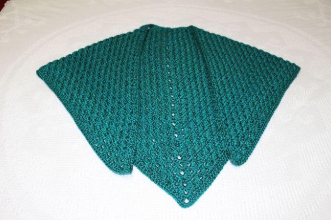 triangle shawl granny 10-20-2017