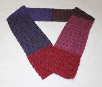 1-2-2018 scarf red