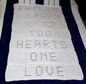 Another Wedding Afghan Crochet Cabana