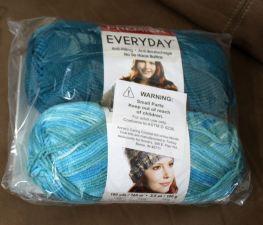Annie Caring ship 1 yarn