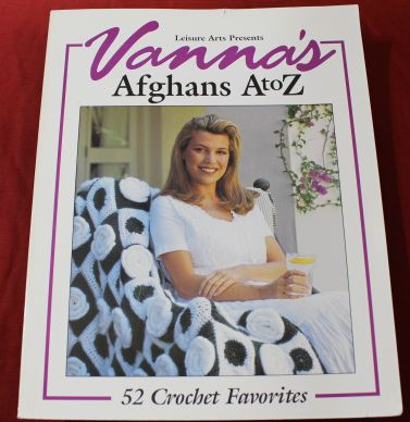 Vanna A to Z cover