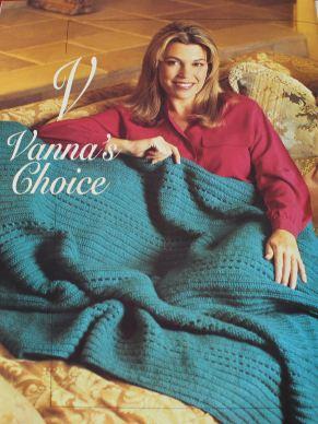 Vanna Choice book page