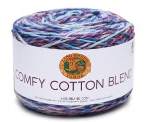 cloud nine comfy cotton blend yarn LB