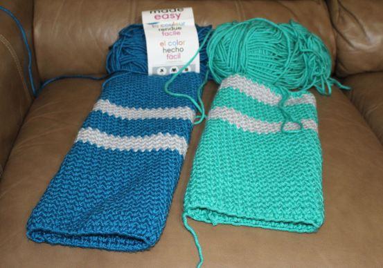 HP scarves wip